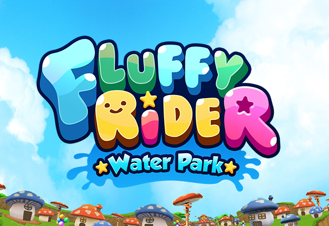 Fluffy Rider - Water Park
